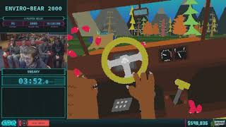 Enviro-Bear 2000 by Zic3, SNeaky, Scrublord, IRLAnimeBoi, Brossentia in 8:50 - AGDQ 2018 - Part 86
