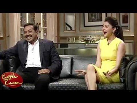 Anushka Sharma FEELS NAKED on Koffee with Karan 9th February...