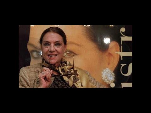 Nati Mistral: Dama de Honor de la FNFF (4 de diciembre de 2014)