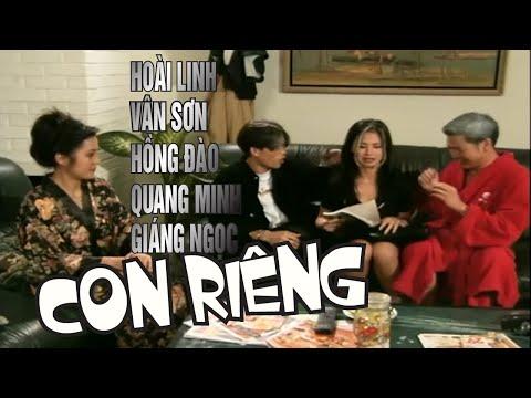 Con Riêng - Hoài Linh, Hồng Đào, Quang Minh, Giáng Ngọc - Vân Sơn Nụ Cười Và Âm Nhạc 7
