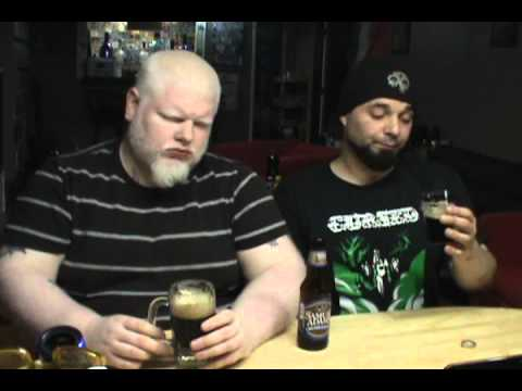 Samuel Adams Cream Stout : Albino Rhino Beer Review