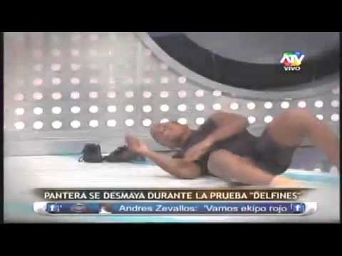 COMBATE Lo que no se vio del Desmayo de la Pantera Zegarra 15/05/13