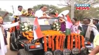 Uttam Mohanty & Asit Pati Join BJD