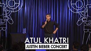Atul Khatri on the Justin Bieber Concert