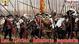 Los Tercios: Soldados legendarios.