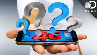 ¿Cómo funciona la red 4G?