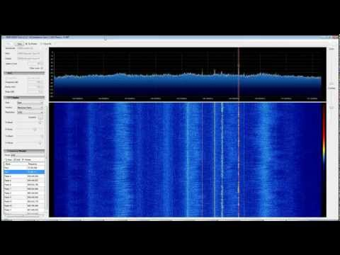 VHF Amateur Radio with RTL SDR (RTL2832) and SDR Sharp