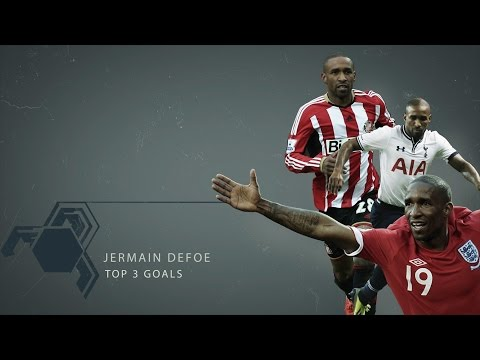 Top 3 goals: Jermain Defoe