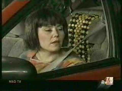 MadTV Miss Swann Drive Thru
