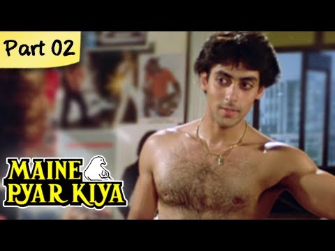 Maine pyar kiya hd part 02 13 blockbuster romantic for What time is it in maine right now