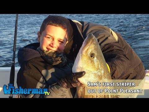 December 2, 2014 New Jersey/Delaware Bay Fishing Report with Chris Lido