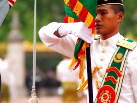 Askar Melayu in Buckingham Palace