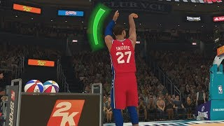 NBA 2K19 My Career EP 63 - 3 Point Contest! All-Star Weekend