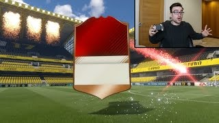 TEN 50K PACKS!!! Fifa 17 Pack Opening