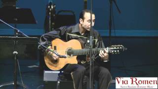 Vengerka/Two guitars. Russian-Romany (Gypsy). Vadim Kolpakov & Via Romen