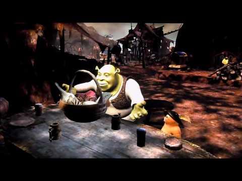 Shrek Forever After Walkthrough HD pt7