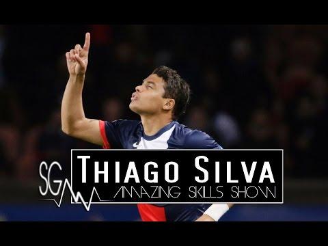 Thiago Silva | Amazing Skills Show | PSG 2014/2015