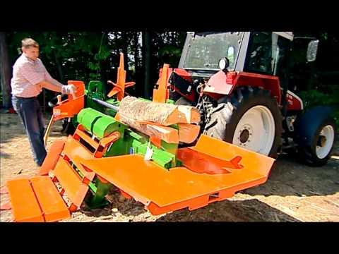 Posch Splitmaster 30t wood splitter