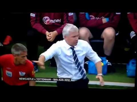 Alan Pardew previous fights