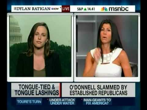 AMY AMY - Difference Between Dylan Ratigan & Cenk On TYT
