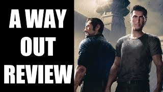 A Way Out Review - Unlike Anything You Have Played
