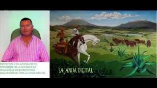 LA JANDA DIGITAL ENTREVISTA A ALFONSO REYES PRESIDENTE DE LA COFRADIA DE PESCADORES DE BARBATE