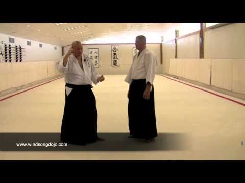 Aikido Uke and Ukemi  Lesson part 1 Image 1