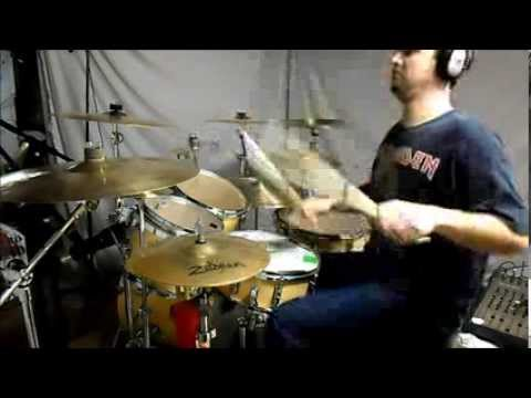 Iron Maiden - IRON MAIDEN - Brighter Than A Thousand Suns - drum cover