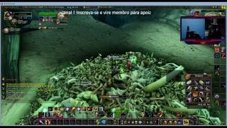 World of Warcraft ( WOW BRASIL SERVER) BR  leveling warlock 1-80