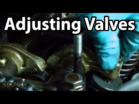 Adjusting Valves On Your Car