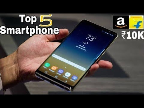 Top 5 Best Android Smartphones Under Rs 10000 You Can Buy Online 2017 | 3GB RAM | 5000 mAh Battery