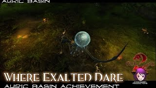 ★ Guild Wars 2 ★ - Where Exalted Dare achievement