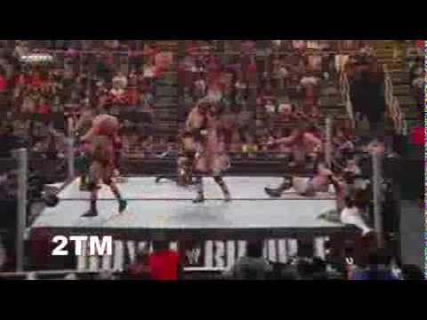 WWE Royal Rumble 2009 Highlights HD