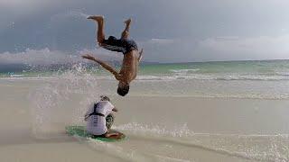 [Boracay Skimboarding - GoPro HD] Video