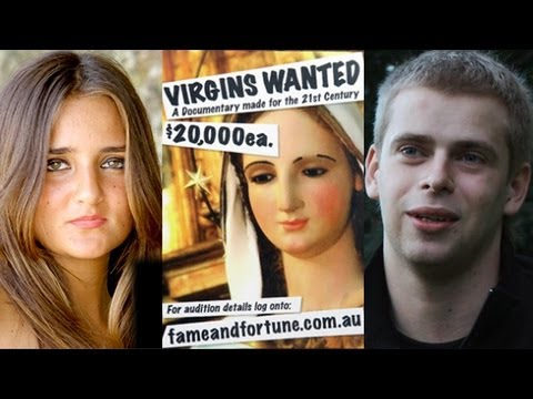 Virgin Auction For Australian Documentary, Virgins Wanted video