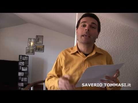 Saverio Tommasi: videolettera a Matteo Renzi, Gianni Gianassi ed Enrico Rossi