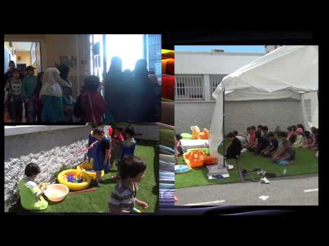Groupe Scolaire Musulman Badr Toulouse  Dar El Iman Tv video