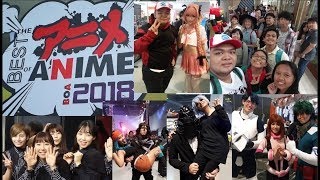 Best of Anime 2018 - VLOG #1