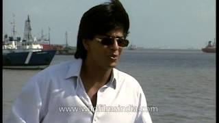 Shah Rukh Khan talks about his movie 'Oh Darling! Yeh Hai India'