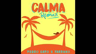 Pedro Capo Farruko Calma Remix Official Audio
