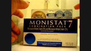 Product Review: Monistat 7 (Female Viewers Only)