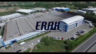 Erak Denim Co. Factory