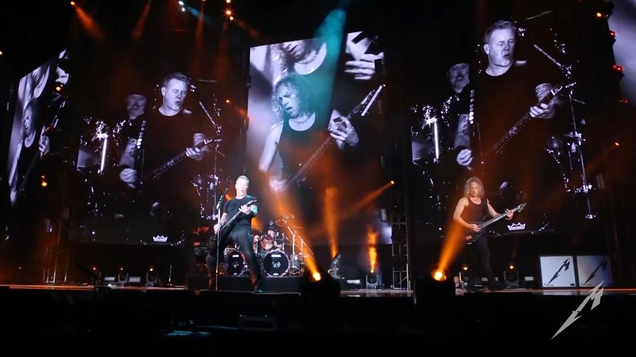 Metallica: Creeping Death (MetOnTour - Beijing, China - 2017)