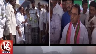 Minister Indrakaran Reddy Participates In Development Works In Nirmal District