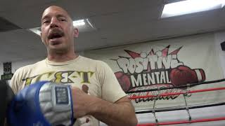 Mind Games In Boxing - Brandon Krause Reveals Some Old School Secrets EsNews Boxing