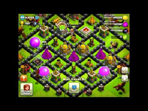 CoC - TH8 Base review (#2) EP #13