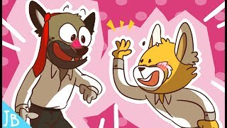 Aggressive Retsuko - Retsuko and Haida Peak