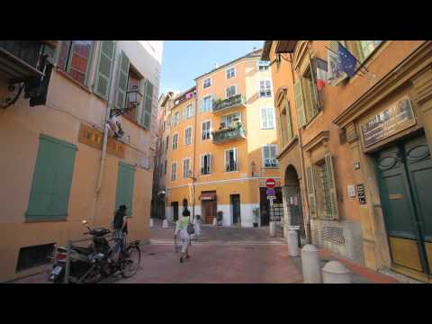 Nice, France - 1080HD Travel Video