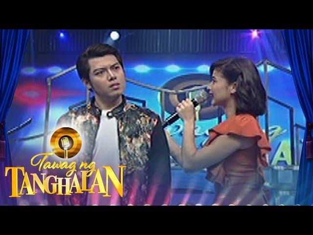 Tawag ng Tanghalan: Aerone Mendoza's acting skills