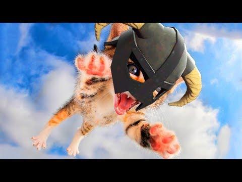 ДОВАКОТ - САМОЛЁТ! ► Cat Quest  6  Прохождение